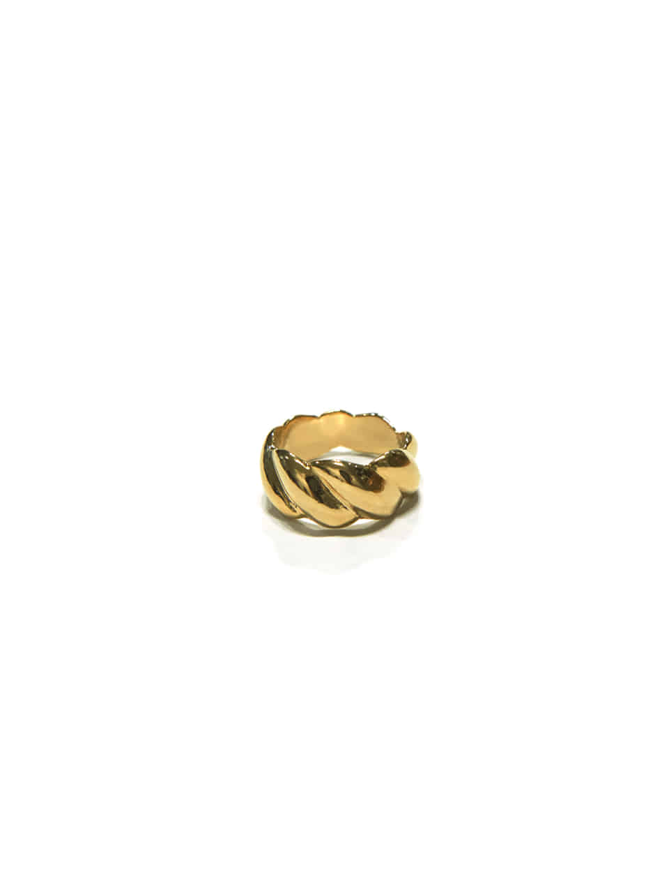 twisted embo ring