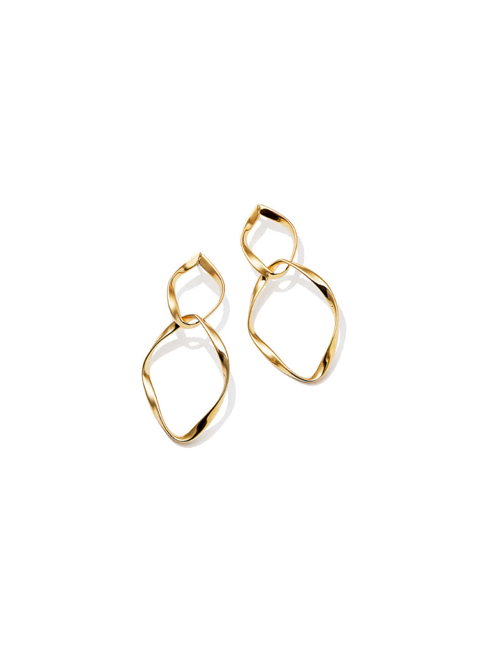 [*Holiday Mood*] twist shaped earring